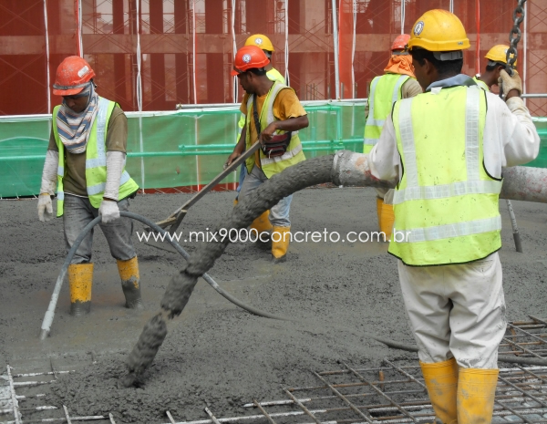 concreto usinado zona leste SP